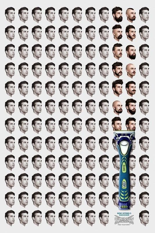 Wilkinson Sword Hydro 5 Groomer - Faces 3