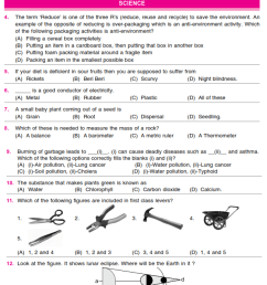 Science Quiz Questions And Answers For Class 5 - QUIZ [ 1848 x 650 Pixel ]