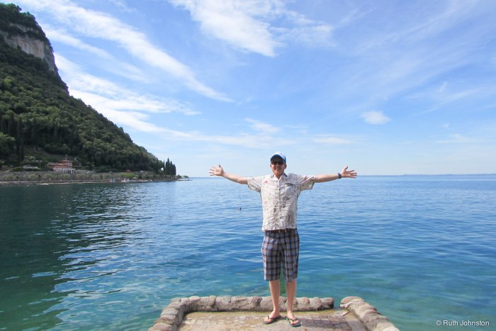 Italy Holiday - Lake Garda - June 2016