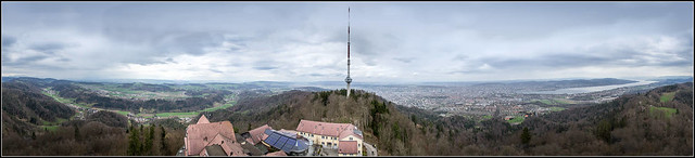 View from Üetliberg