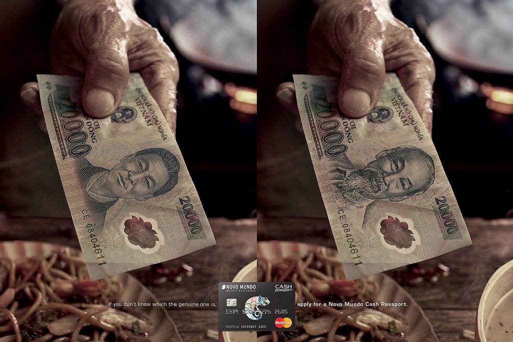 Novo Mundo Cash Passport - Vietnam