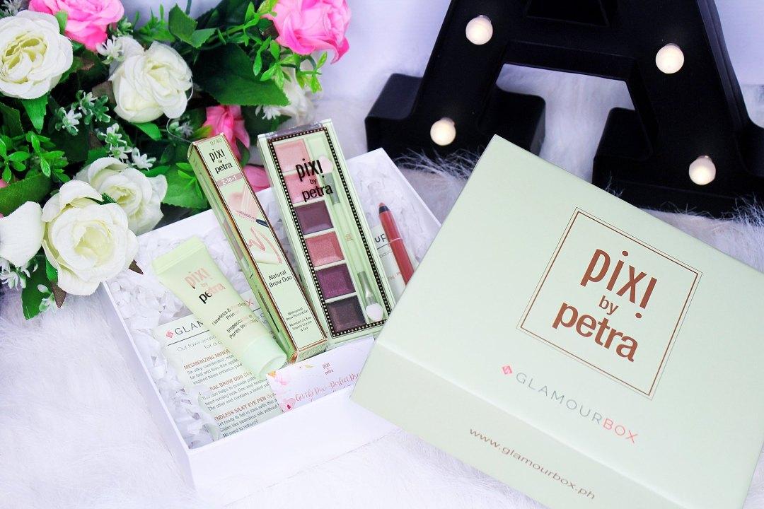 Wakeup to Makeup Pixi Glamourbox