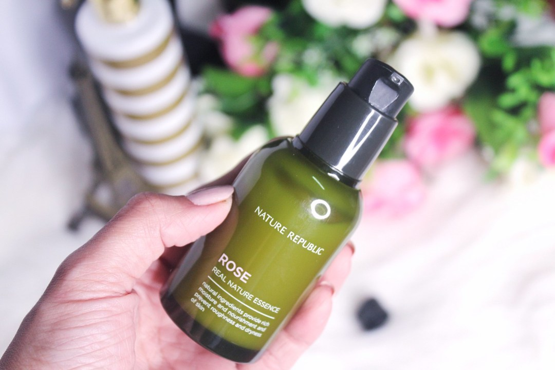 Nature Republic Real Nature Rose Essence Review