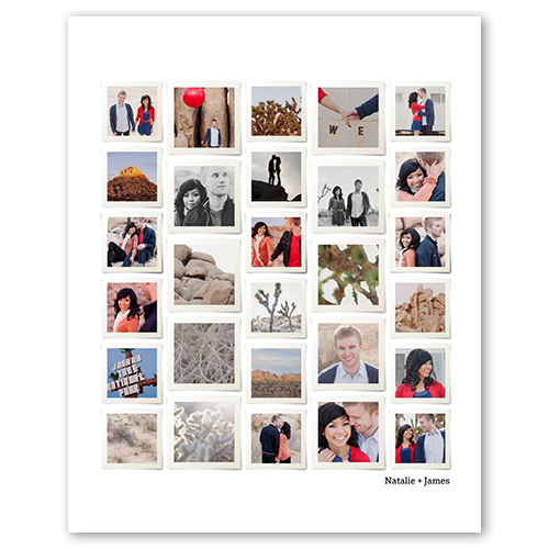 photo collage posters shutterfly