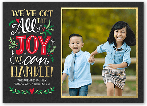 Newlywed Christmas Cards Save Upto 50 Shutterfly