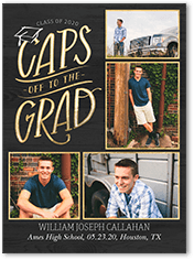 2019 graduation announcements invitations