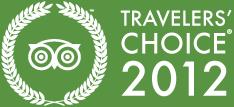 Travelers' Choice 2012