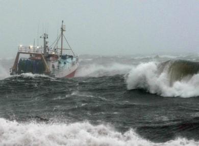 Image result for irish fishing industry