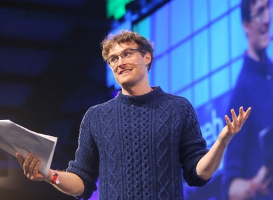 Paddy Cosgrave Has Told Dublin's Last Web Summit How