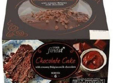 Tesco Chocolate Cake Recalled As Packaging Doesnt Outline It