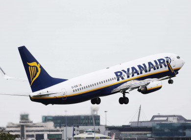 New Ryanair policy ending free 10kg baggage allowance for nonpriority passengers begins today