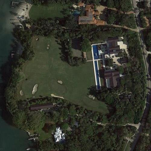 tiger woods house jupiter florida