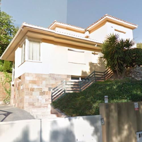 Lionel Messis House former in Castelldefels Spain 2