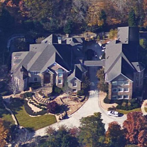 Celebrity Homes Georgia