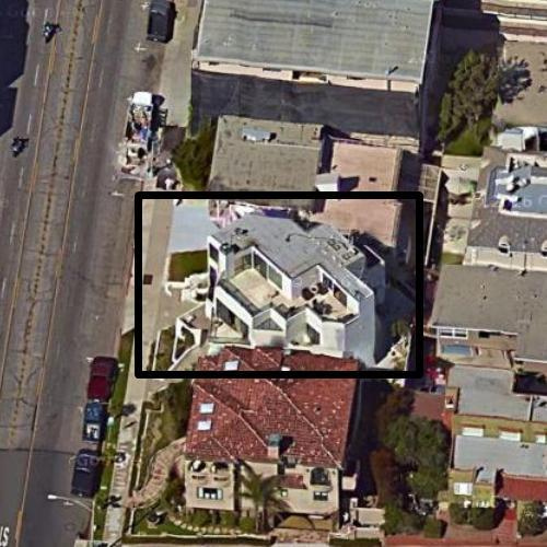 Pau Gasols House former in Redondo Beach CA Google Maps