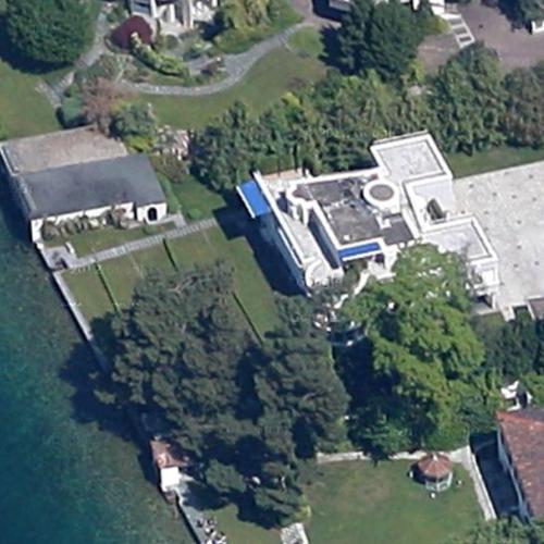 Margarita LouisDreyfus House in Zollikon Switzerland