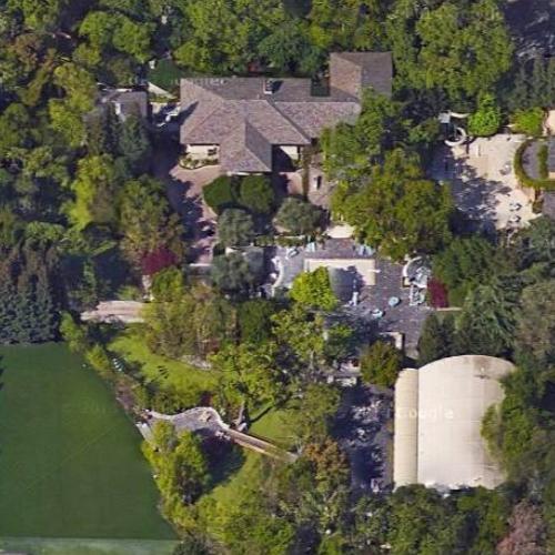 Alex Spanos House in Stockton CA Bing Maps