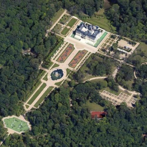 Prince Mohammed bin Salmans House in Louveciennes France Google Maps