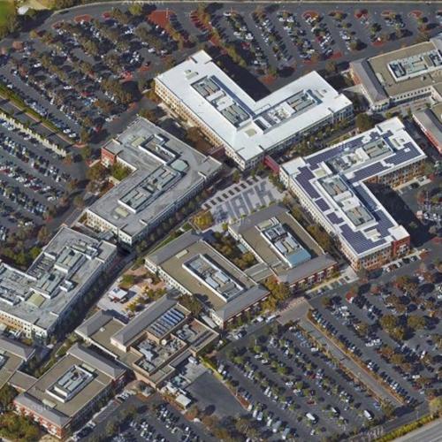Facebook headquarters in Menlo Park, CA (Google Maps) (#2)
