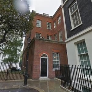 12 Downing Street Former Chief Whips Office in London United Kingdom  Virtual Globetrotting