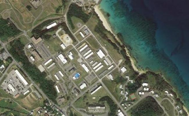 Camp Courtney In Uruma Japan Google Maps