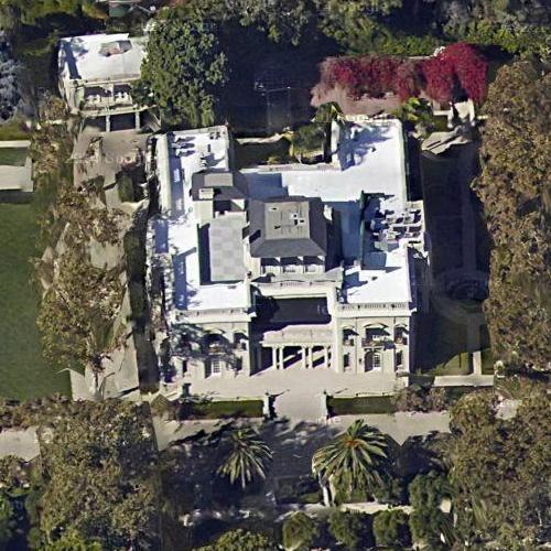 Stewart Amp Lynda Resnicks House In Beverly Hills CA