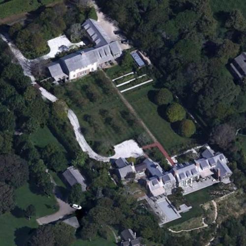 Howard Marks House in East Hampton NY Google Maps 5