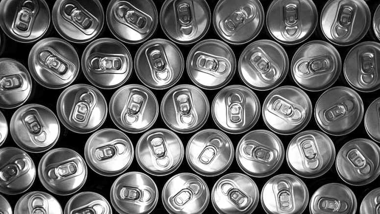 HD wallpaper: beverage can lot, cans, drinks, pop tabs, drink can, full  frame | Wallpaper Flare