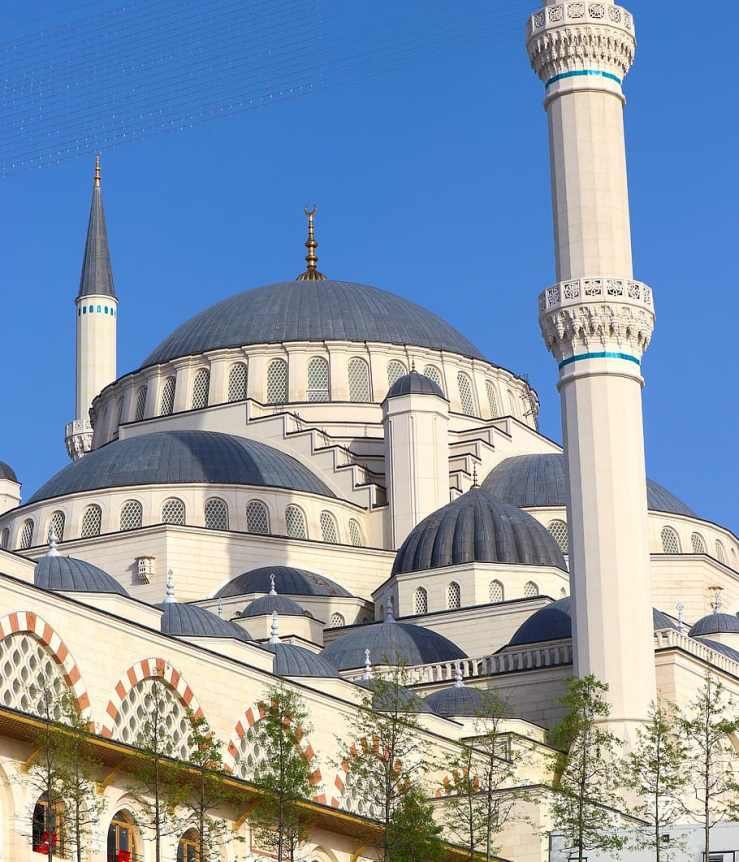 Grand Mosque Çamlıca   Turkey's Biggest Mosque