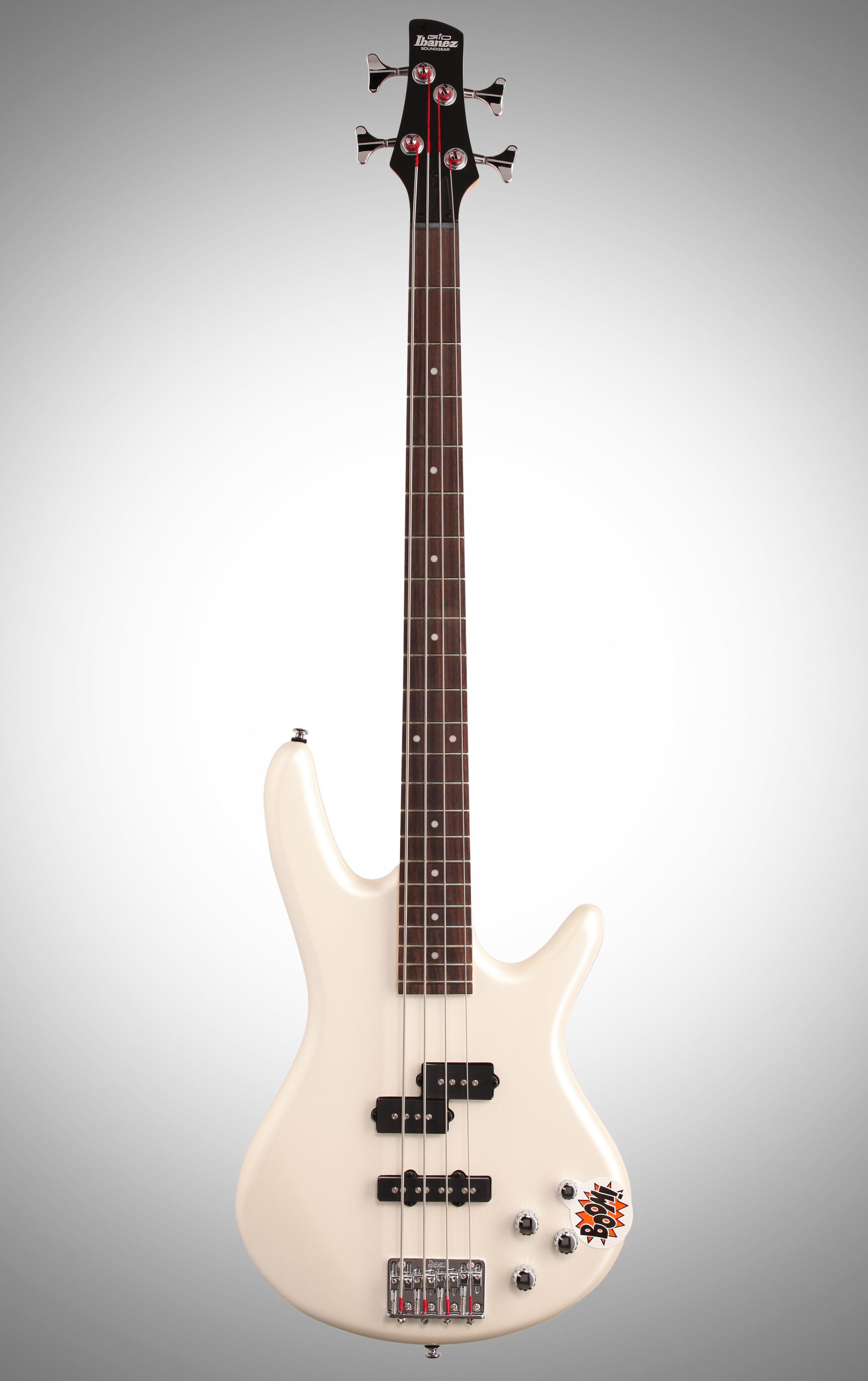 Ibanez Gsr200 Electric Bass Pearl White