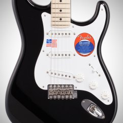 Fender Eric Clapton Strat Wiring Diagram Les Paul Coil Tap Artist Series Stratocaster Maple With
