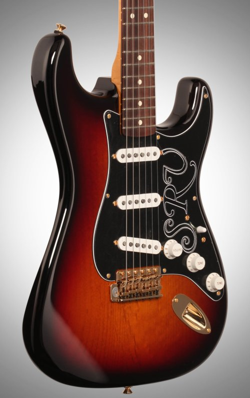 small resolution of fender stevie ray vaughan stratocaster electric guitar zzounds fender stevie ray vaughan stratocaster pao ferro case
