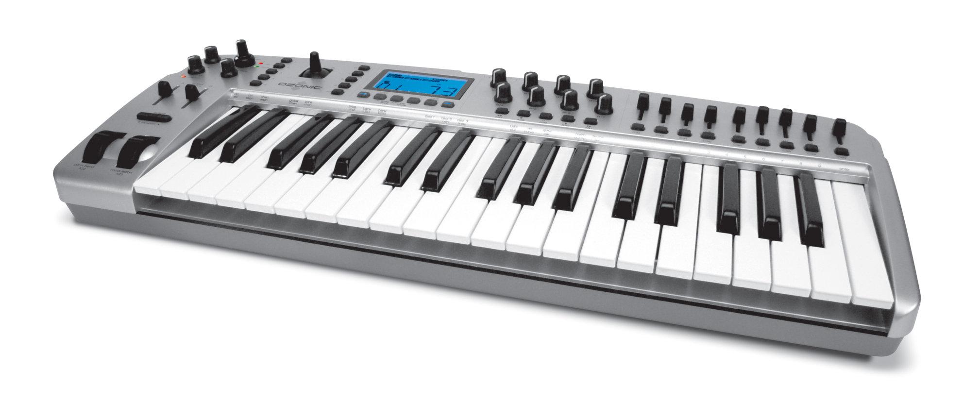 M Audio Ozonic Keyboard
