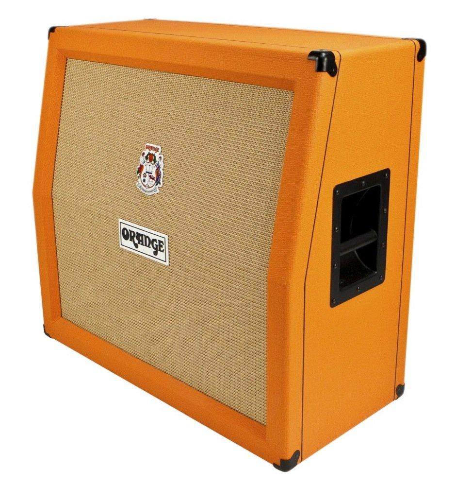 Orange PPC412A Angled Guitar Speaker Cabinet 4x12  zZounds