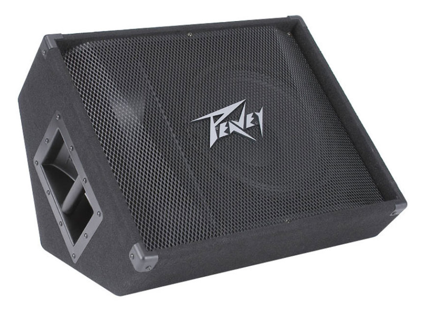 Peavey PV 12M Passive Unpowered Floor Monitor 500 Watts