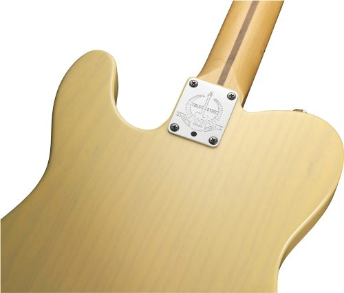 small resolution of  fender 60th anniversary telecaster electric guitar maple with case blackguard blonde