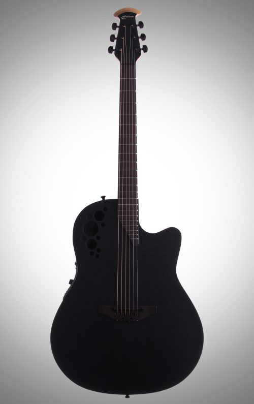 small resolution of ovation 1778tx elite t series mid depth bowl acoustic electric guitar black