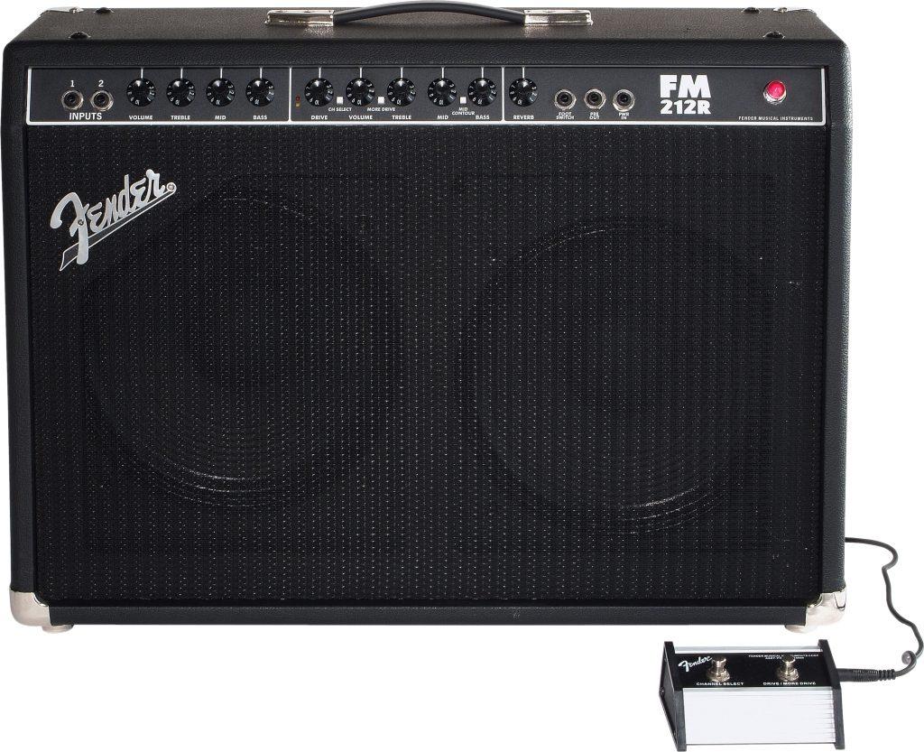 Fender Fm212r Guitar Combo Amplifier 100 Watts 2x12 In