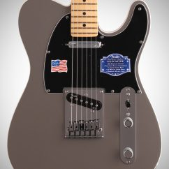 Fender Telecaster S1 Wiring Diagram 3 Way Motion Sensor Switch American Deluxe Maple Electric Guitar