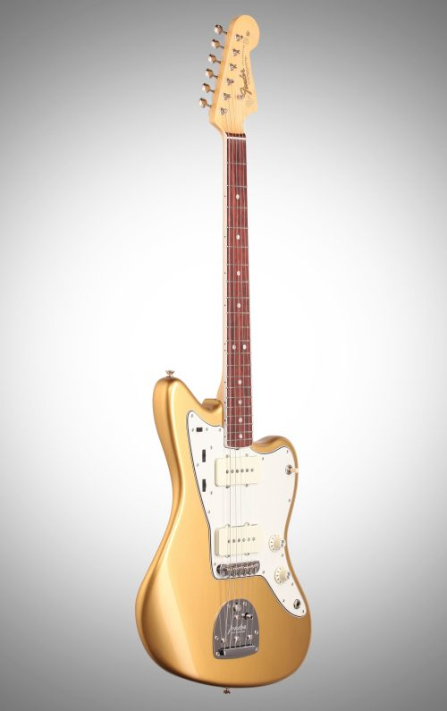 small resolution of  fender american vintage 65 jazzmaster electric guitar with on mosrite wiring