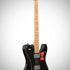 Telecaster Wiring Modern Und Vintage Johnson Outboard Key Switch Diagram Fender American Pro Deluxe Shawbucker Electric