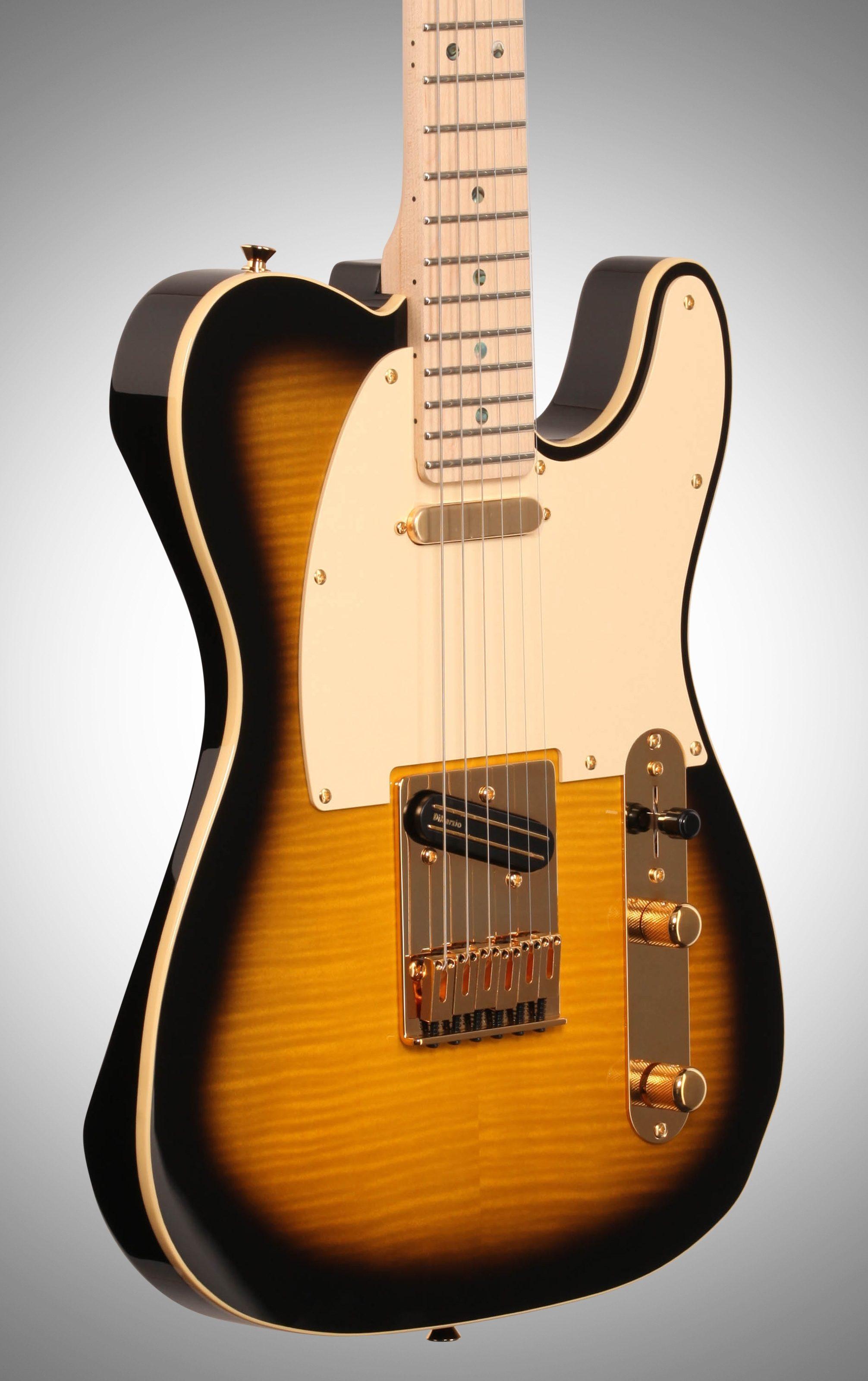Fender Richie Kotzen Telecaster Electric Guitar Maple ZZounds