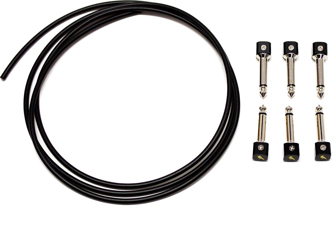 Pedalboard Cables ~ The Distortion