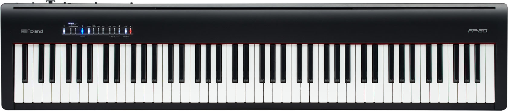 Roland Fp 30 Digital Stage Piano Black