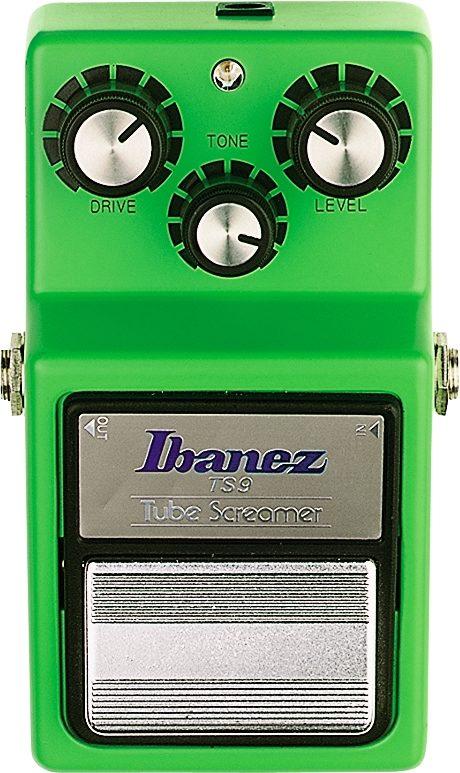 Ibanez Tube Screamer Ts9 Overdrive Pedal