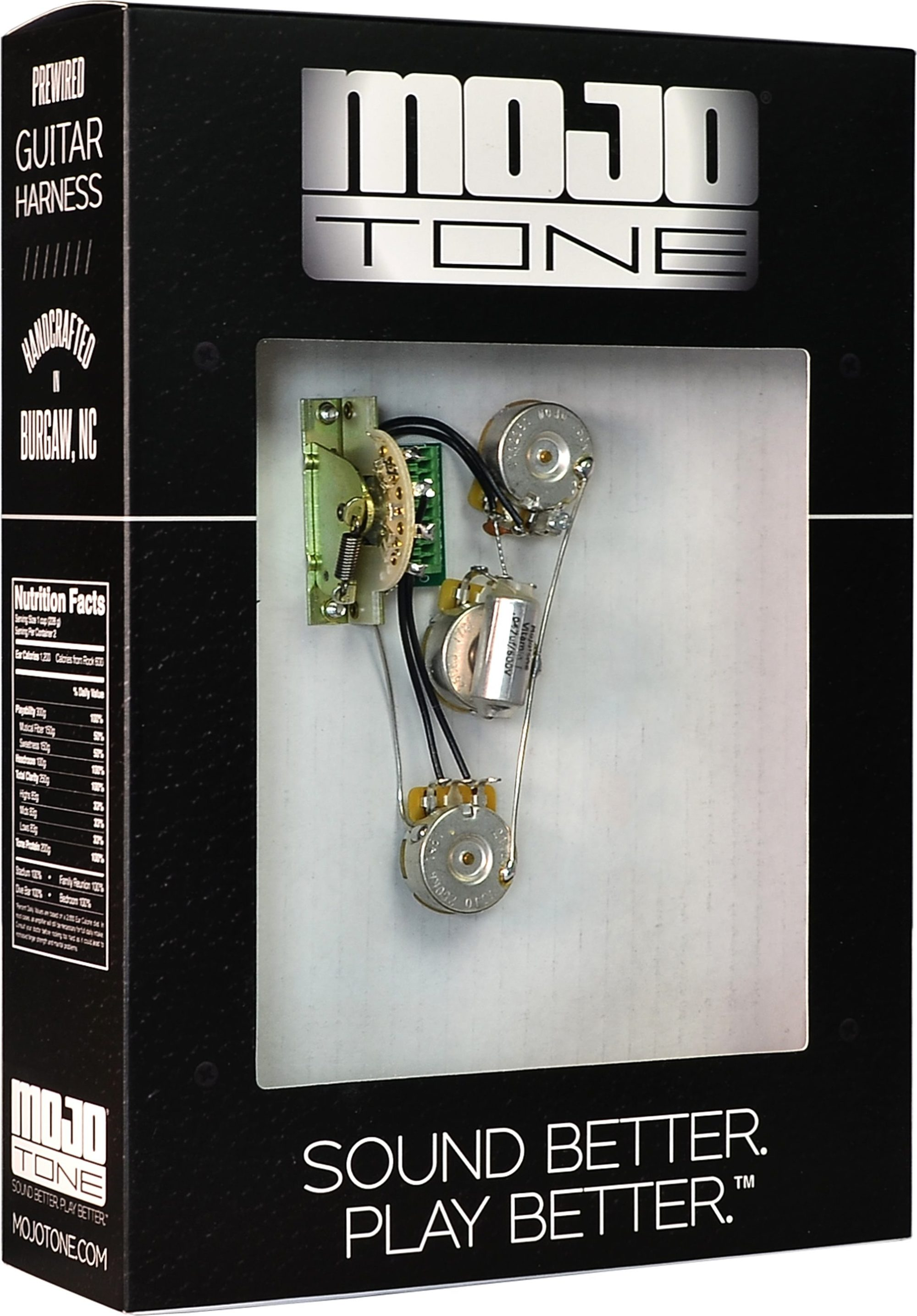 hight resolution of  mojotone solderless strat blender guitar wiring harness new action position back