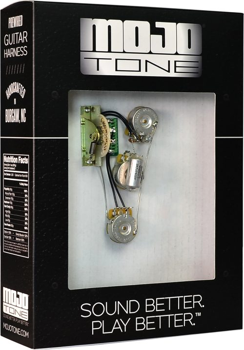 small resolution of  mojotone solderless strat blender guitar wiring harness new action position back