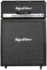 Hughes and Kettner Matrix 100 Guitar Amplifier Half Stack...
