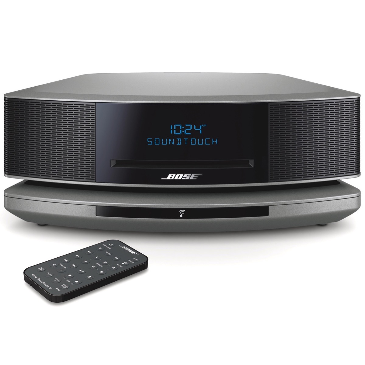 Bose Wave SoundTouch Music System IV. Platinum Silver