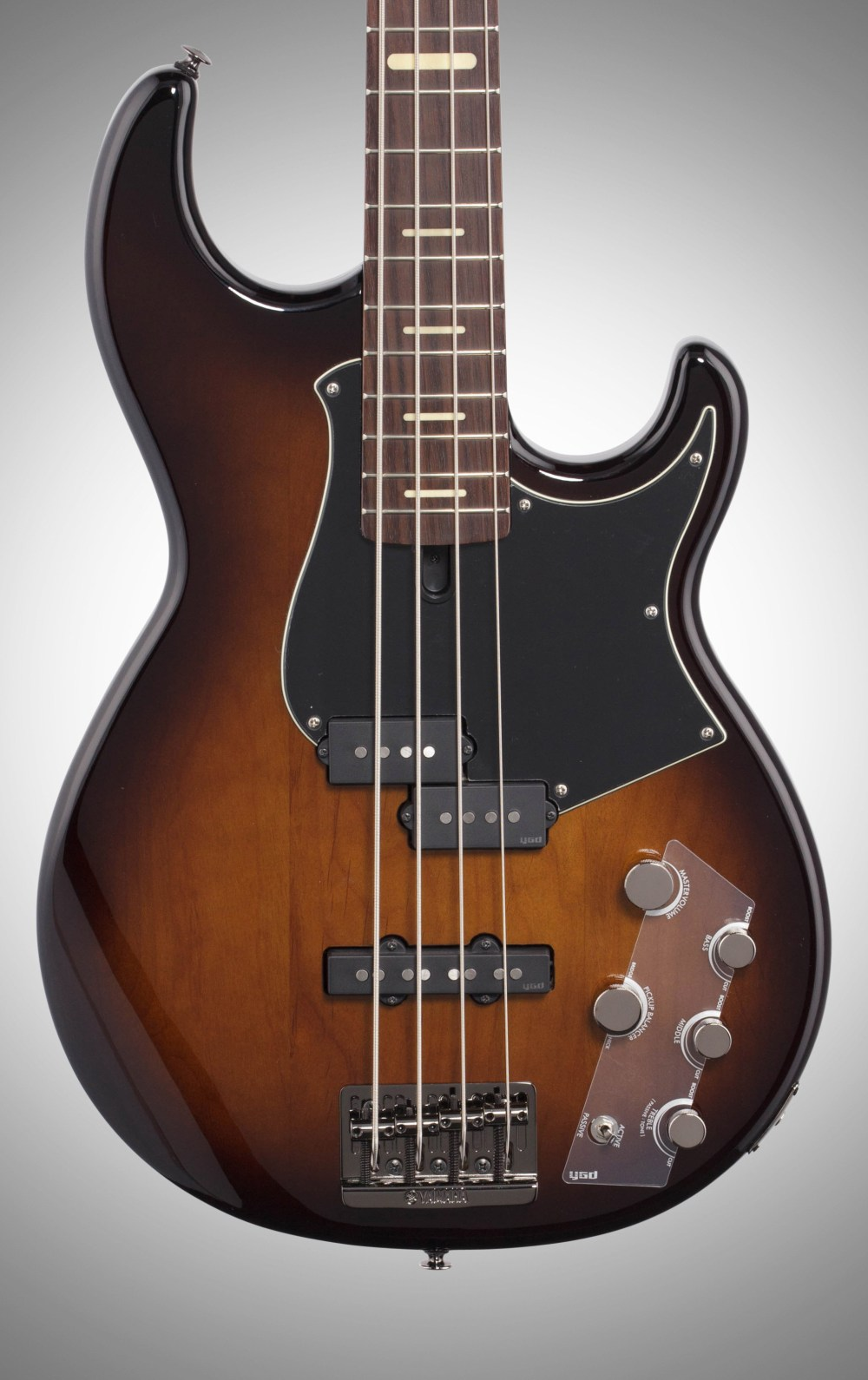 medium resolution of yamaha bb734a electric bass guitar with gig bag dark coffee burstyamaha bb734a electric
